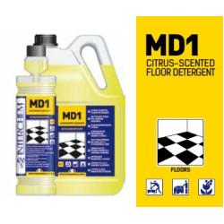 MD1 citrus illatú felmosószer 1L